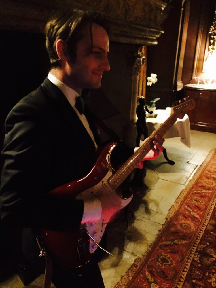 Cliveden House Guitarist Wedding Party Band Big Mama Funk